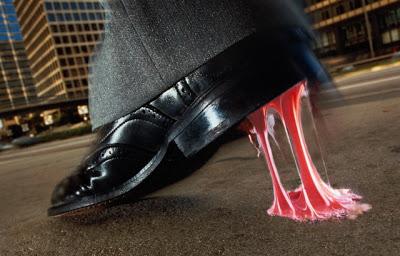 manchas zapatos