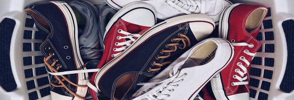 limpieza zapatillas de deporte