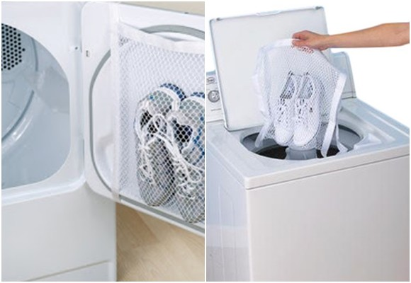 como limpiar zapatillas lavadora
