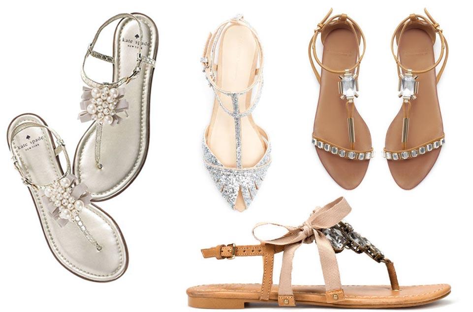 Zapatos para vestidos de novia en lima