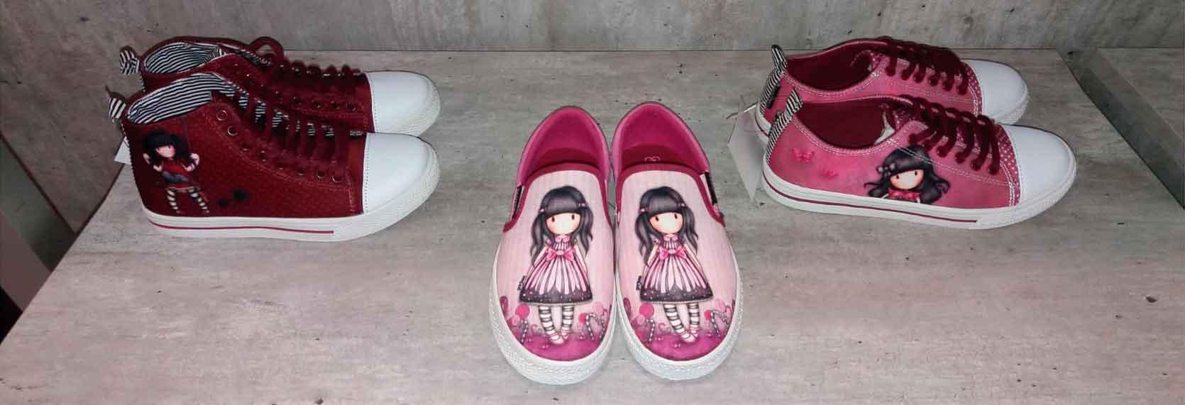 pintar zapatillas