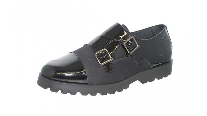 zapato comodo para mujer plano
