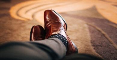 marcas de zapatos comodos para hombre