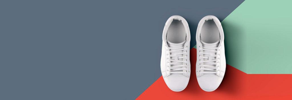 lavar zapatillas blancas