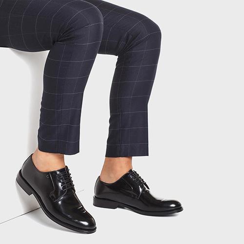 zapatos de vestir comodos hombre
