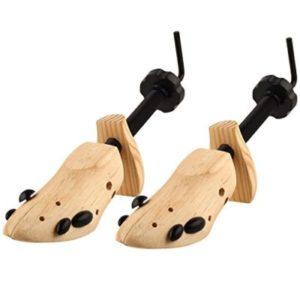 S & L nicha madera para zapatos