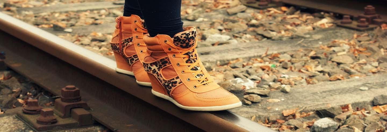 zapatos cómodos para andar mujer