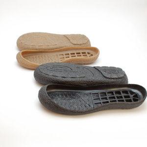 suela de calzado de goma