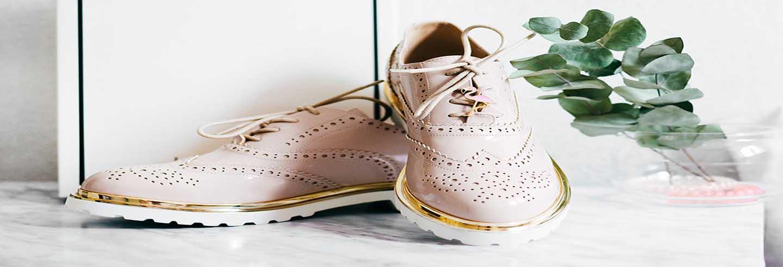 calzado vintage mujer