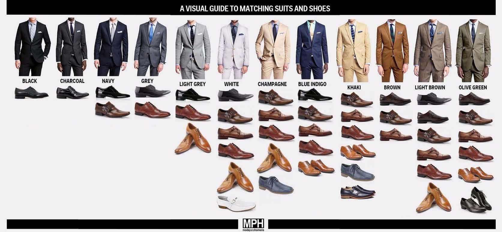 zapatos para traje de novio