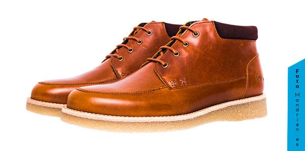 botas de cuero