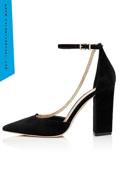 Zapatos con cadena